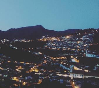 Casa no Mirante das Lages, Ouro Preto - Ouro Preto
