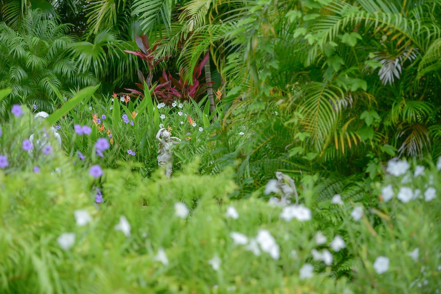 Goddess Gardens in the Spring