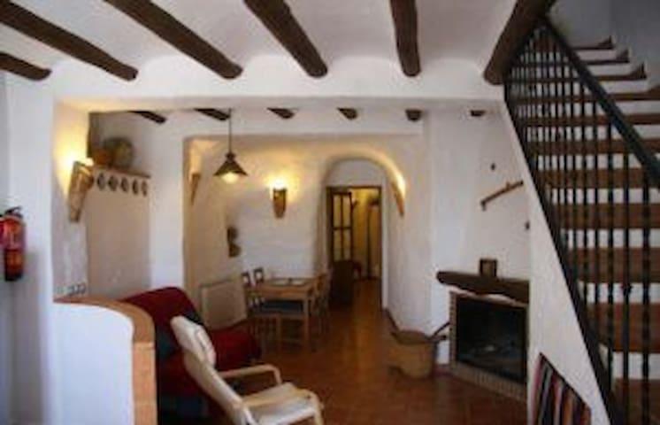 [3]Casa Cueva Los Pesebres