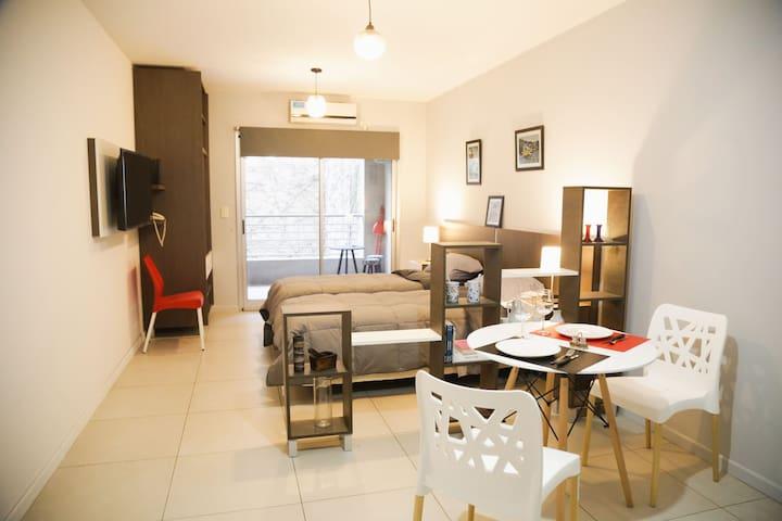ComprandoViajes - Studio for 2 in San Telmo Area