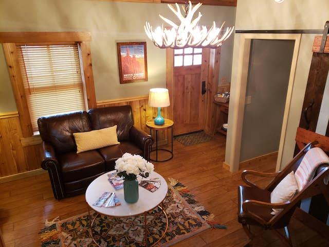 Floresta Mountain Cabin Studio