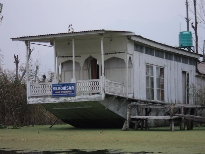 HOUSEBOAT KOHISAR WAS THE BEST HB..