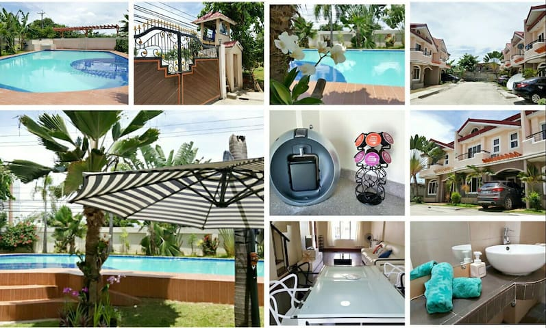 2 stories house (3 bedrooms) - Lapu-Lapu City,  Mactan, Cebu - Casa