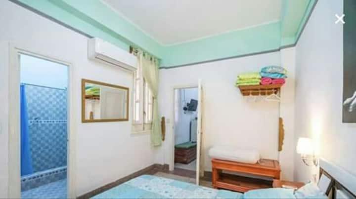 Green Colonial Apartment Real Havana!!Daysi & Yad