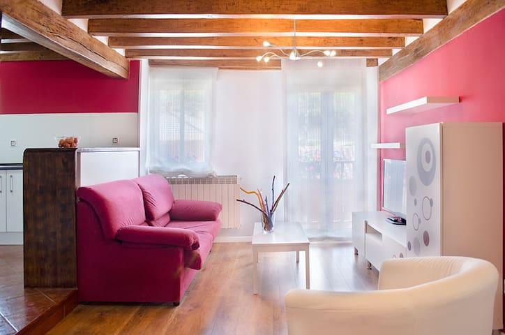 Apartamento para 6 personas en Salinas de Añana - Gesaltza Añana - Apartamento