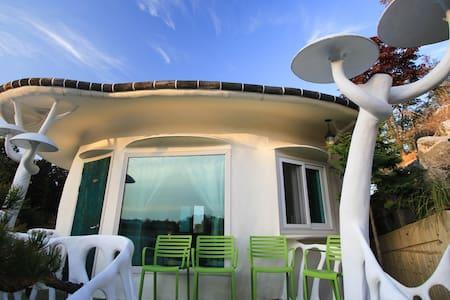 Beautiful Terra Guesthouse Room #3 - Paju-si - Kabin