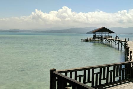 Amazing Little Dinawan Island - Kota Kinabalu
