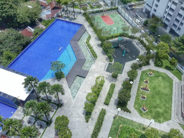 Facing The SeaView & Penang Island @Butterworth - Butterworth - Appartement