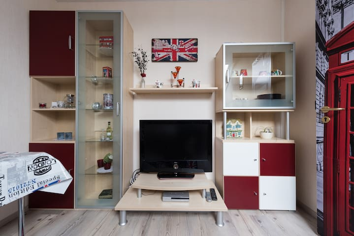 One of three little room - LONDON -Style