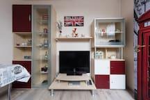 Zimmerchen statt Hotel - jetzt im LONDON Stil