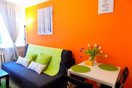 (12) 2 rooms apartment with loggia / OLD TOWN - Wrocław - Appartement