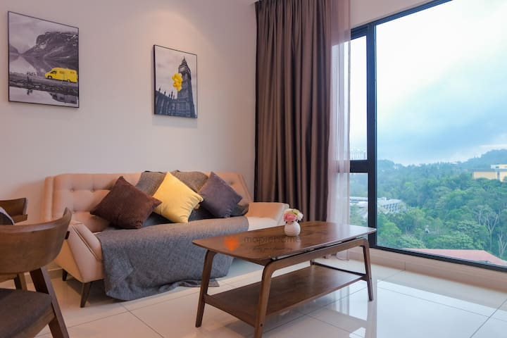 Deluxe 2BR Suite Geo38 Genting 5mins to GPO/Skyway