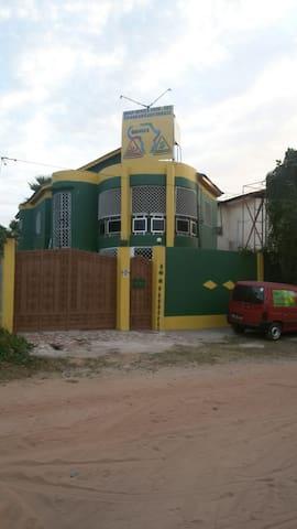 VIP privat rooms with use part Villa Senegambia