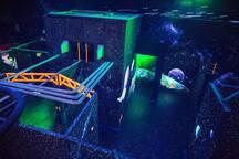 Revolution Laser Arena.