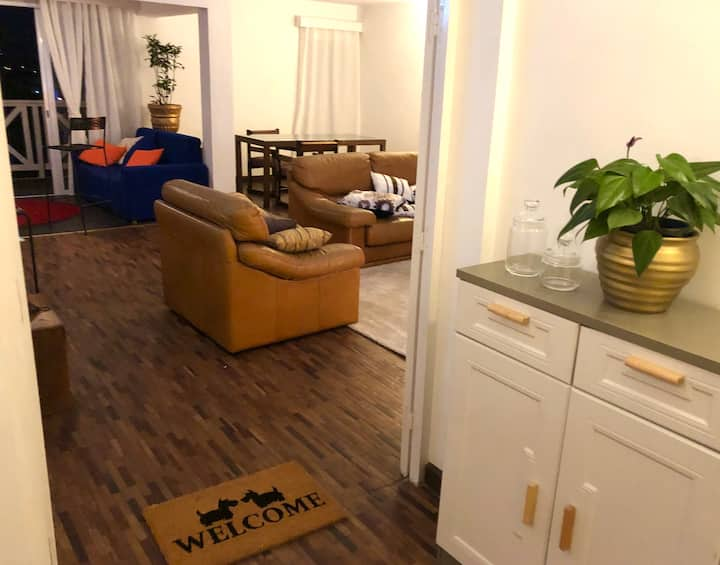 Beautiful fully furnished apartment in Ivandry