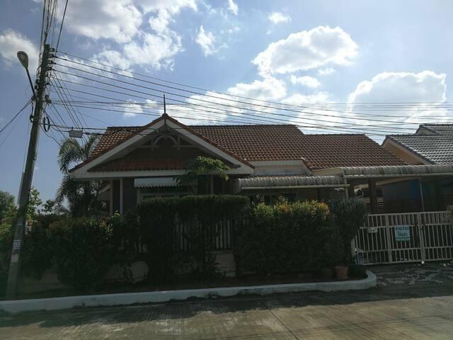 Lovely house in Krabi
