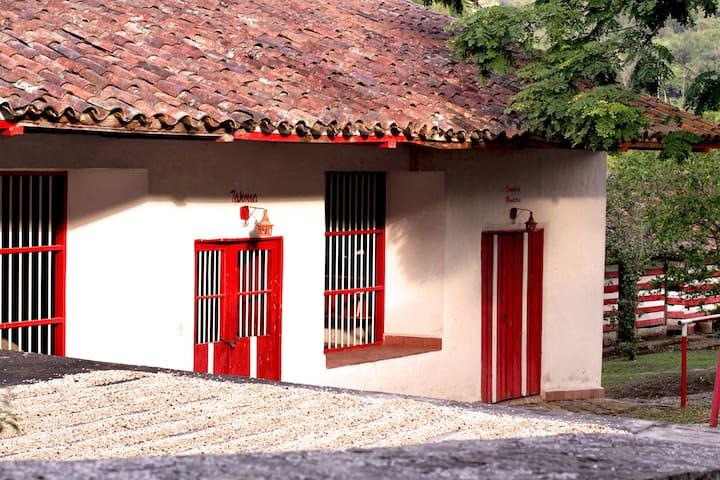 Hacienda Mesitas de Santa Inés, Cachipay, Cund. - Cachipay - Rumah Tamu