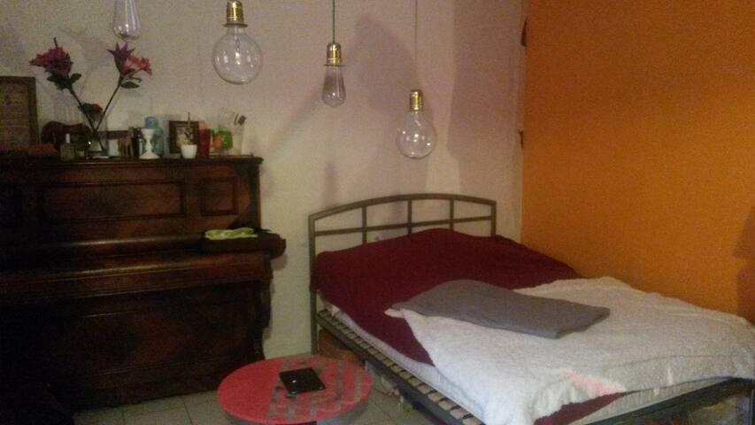 Pretty and attractive studio - Asnières-sur-Seine - Apartment