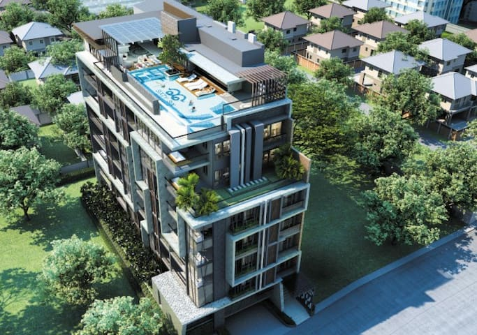 Sixty Six Condominium (R2, 52 Sqm.) by VPG