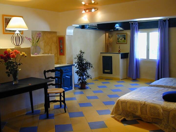 Loft aux couleurs de Provence