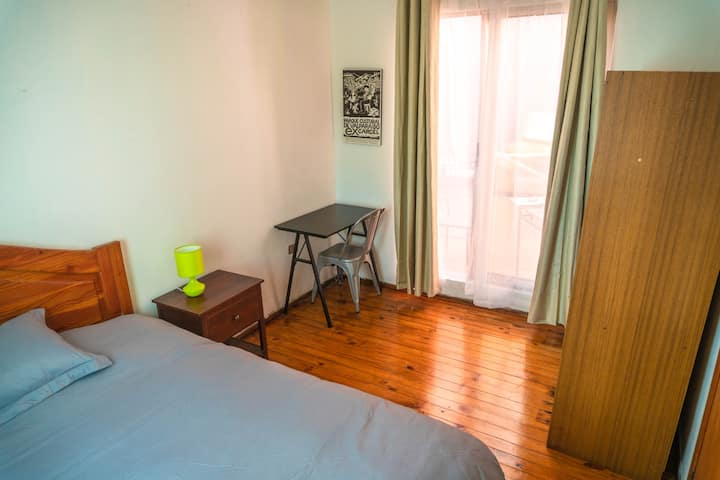 2 habitaciones con baño privado en el mejor barrio
