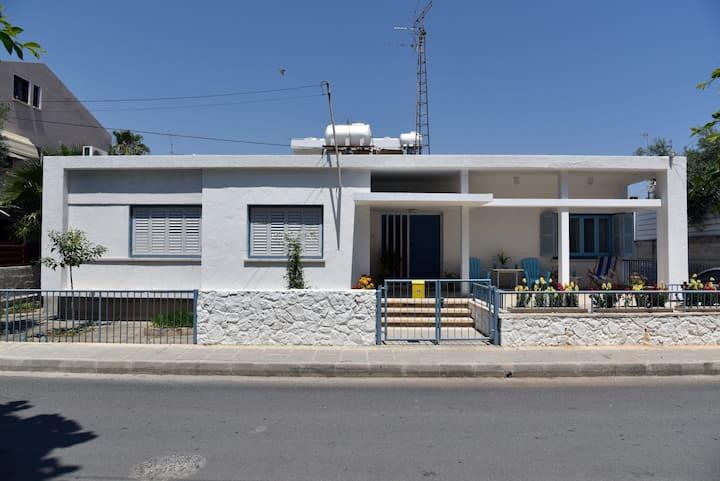 Blue Rhapsody House
