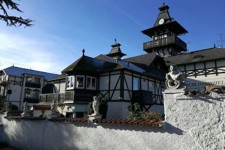 Schlosshotel Marienbad*** - Velká Hleďsebe