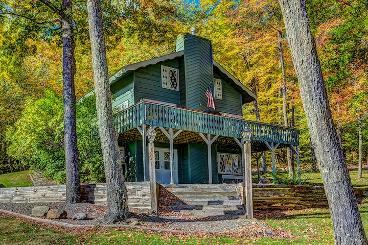 Oslo House - Located in the picturesque Northwoods