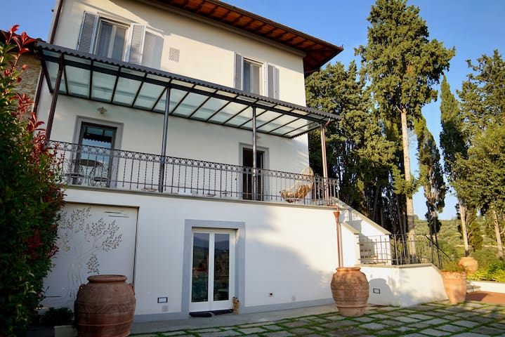 Villa il grillo..con depandance..un paradiso