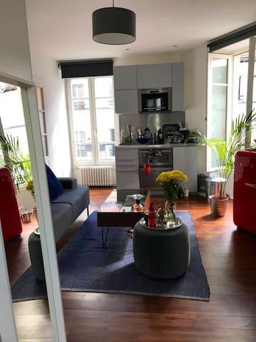 Charming Design Studio Paris