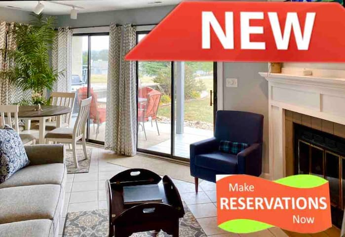 BEST AMENITIES⭐️BERNARDS LANDING⭐️9/28-10/1AVAILABLE