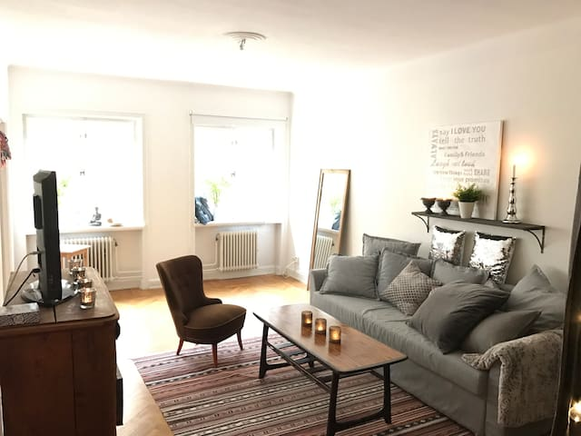 Three-room apartment in the heart of STHLM's SOHO - Stockholm - Appartement