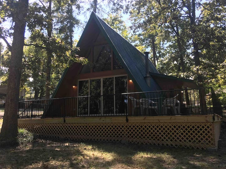 Shirley Creek Lake House at Lake Sam Rayburn