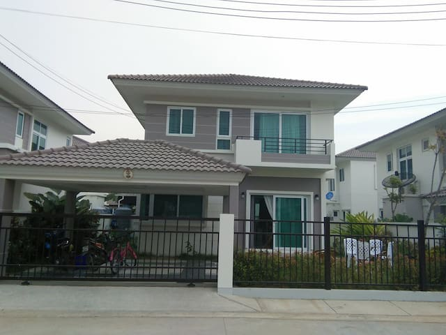 Luxury house +Kitchen in a nice villa in town - Nai Mueang - Casa