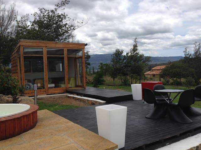 Bosque de Piedras - Villa de Leyva - Hus
