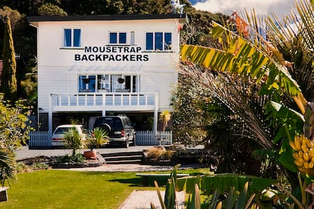 Double Room in Cosy Backpackers - Paihia