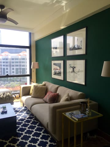 Designer 1bed  in the city centre! - Singapore - Lyxvåning