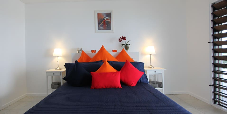 master bed room not only has majestic views it has a walk in robe and ensuite bathroom