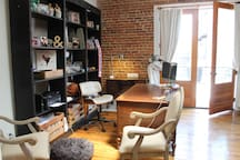 Downtown Loft walking distance to Augusta National
