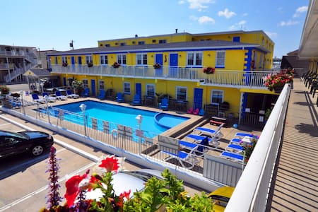 Nantucket Inn & Suites - Wildwood - Apartment Type D
