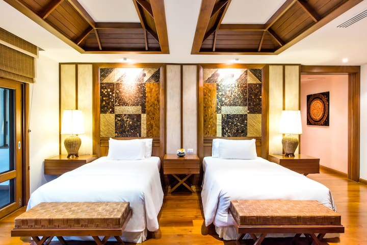 Comfy Corner Suite in Chiang Mai!