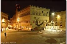 Perugia City Centre