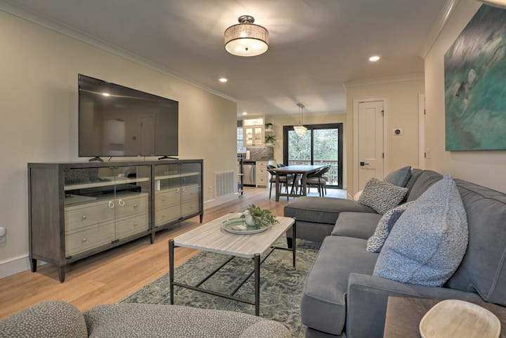 NEW! Completely Remodeled Retreat <1 Mile to Dwtn