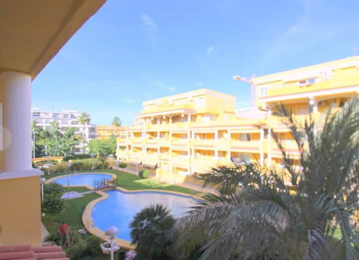 Appartement proche plage et ville