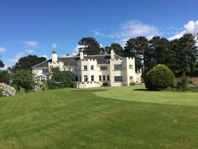 Duncrievie - luxury accommodation by the seashore