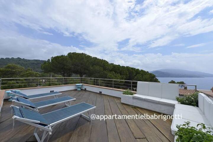 Classy villa directly by the beach - Brezza di Mare