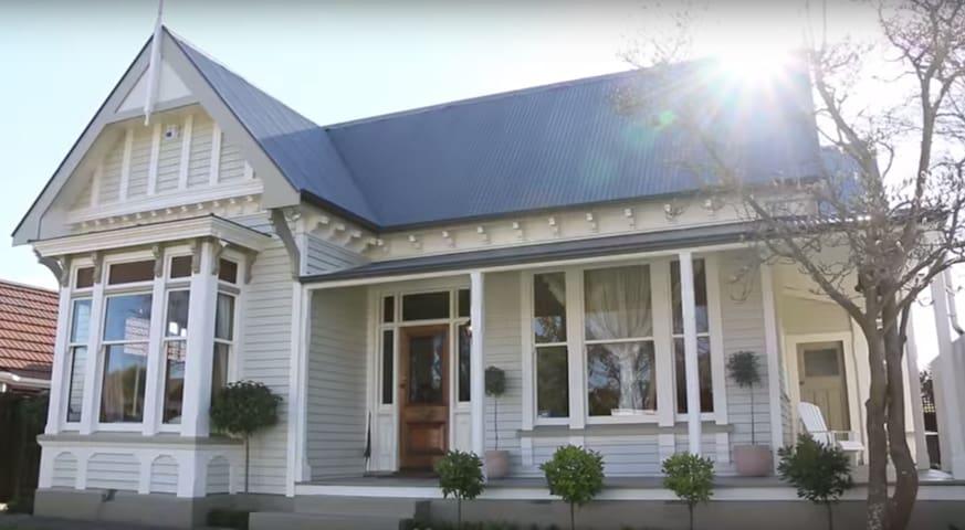 Beautiful villa in great location - Christchurch - Villa