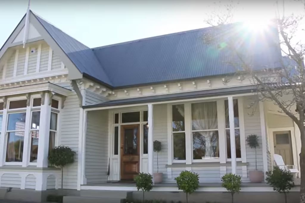 Beautiful villa in great location villas louer - La villa rahimona en nouvelle zelande ...