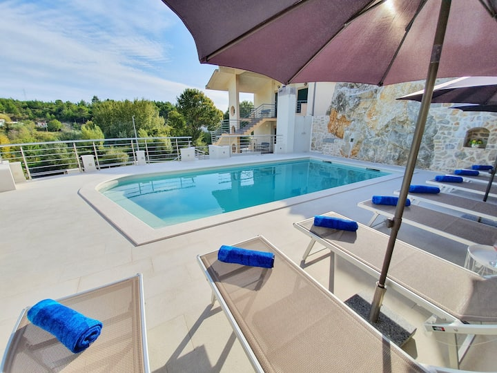 Ivan's penthouse  with private  swimming pool