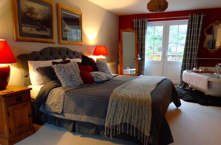 Quirky B&B Near to Everything! 1/3 - Veryan - Maison